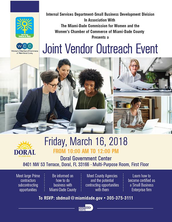 Women's Chamber of Commerce of Miami-Dade County - Joint